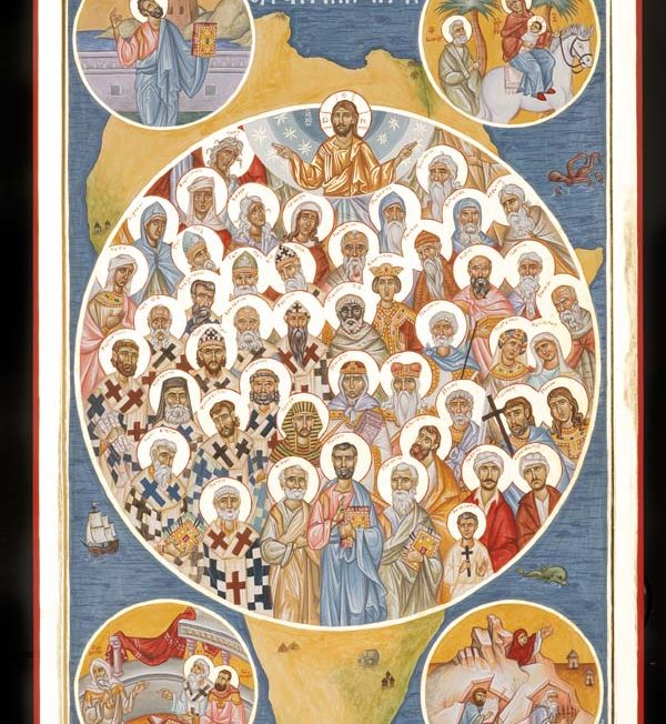 All Saints of Africa