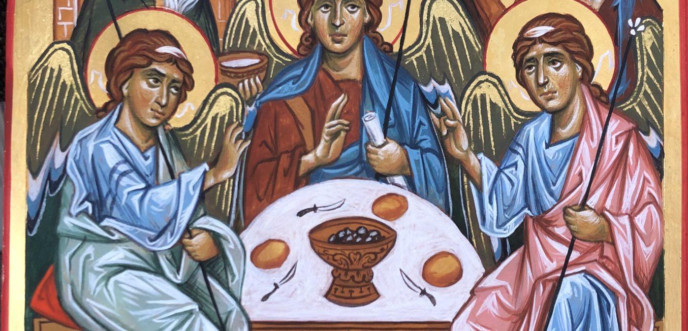 Hospitality of Abraham