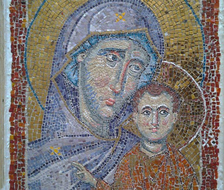 """Mother of God """"Kazanskaya"""
