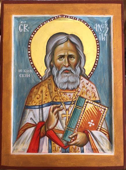 St Alexis of Ugine