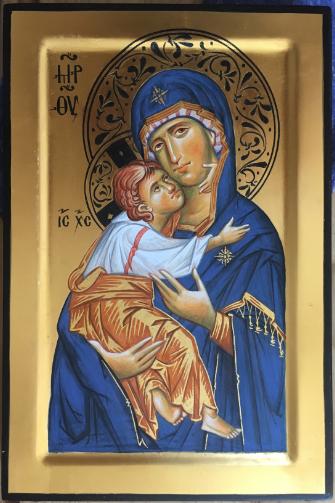 """Mother of God """"Vladimirskaya"""""""